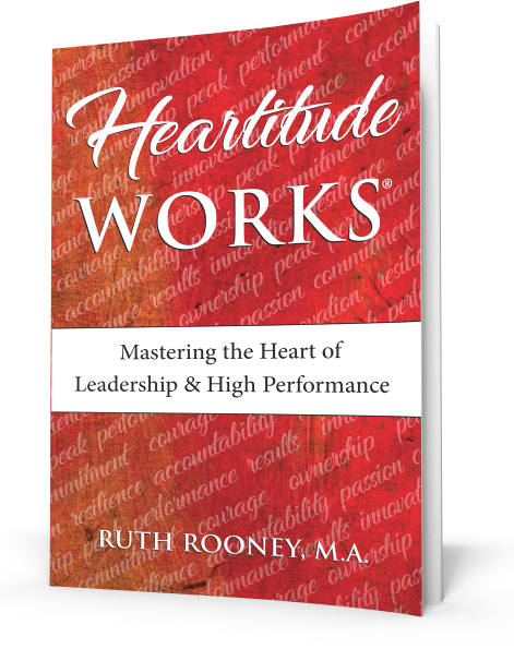 Heartitude Works by Ruth Rooney