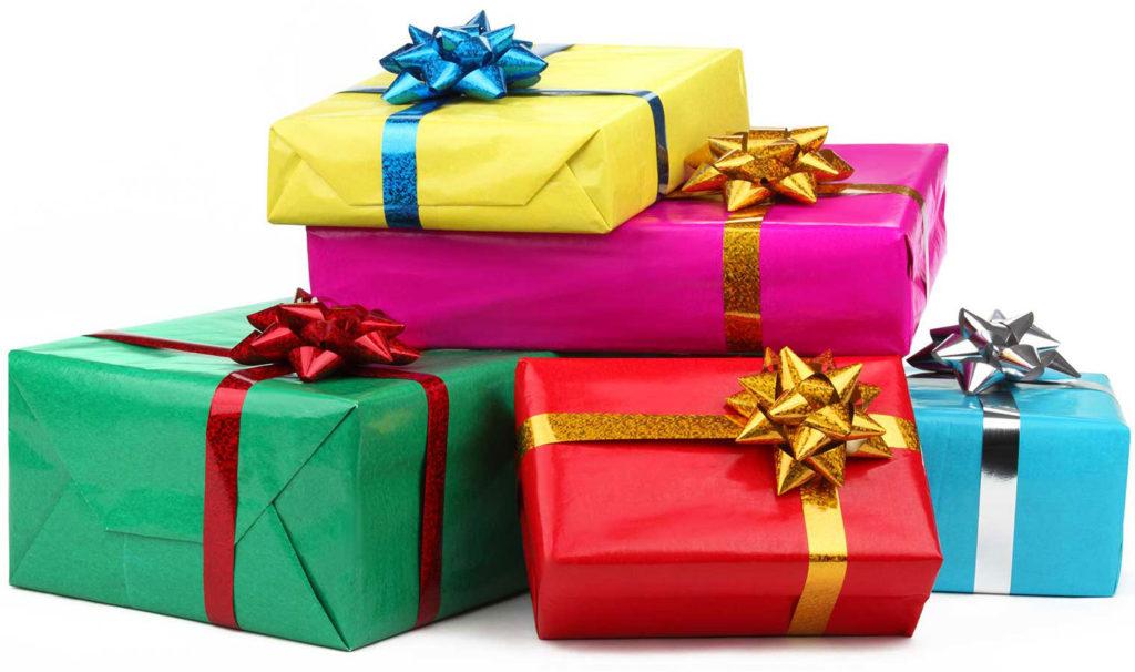 Обычный подарок стоимость